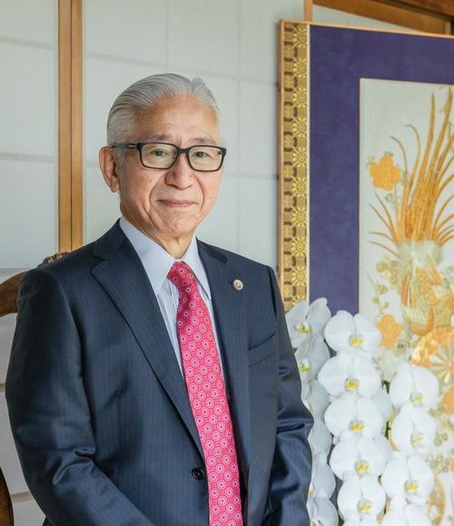 顔写真:ベテラン弁護士 後藤 尚三