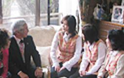 写真:SHO後藤法律事務所 室内